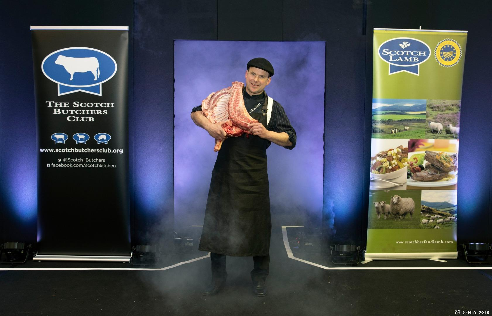 Scottish Craft Butchers | Butcher_Wars_Perth_2019
